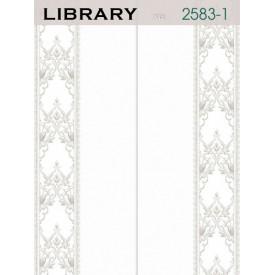 Giấy dán tường LIBRARY 2583-1