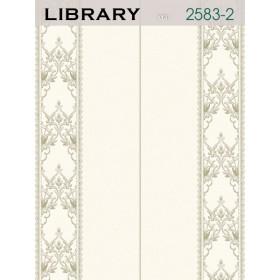 Giấy dán tường LIBRARY 2583-2