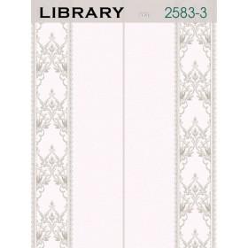 Giấy dán tường LIBRARY 2583-3