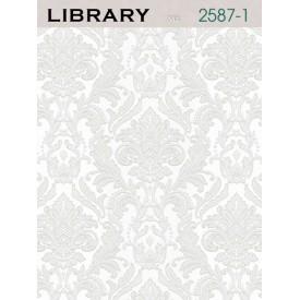 Giấy dán tường LIBRARY 2587-1