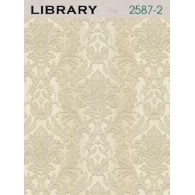 Giấy dán tường LIBRARY 2587-2