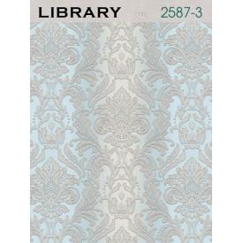 Giấy dán tường LIBRARY 2587-3