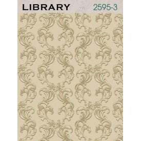 Giấy dán tường LIBRARY 2595-3