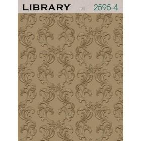 Giấy dán tường LIBRARY 2595-4