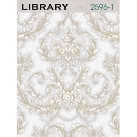Giấy dán tường LIBRARY 2596-1