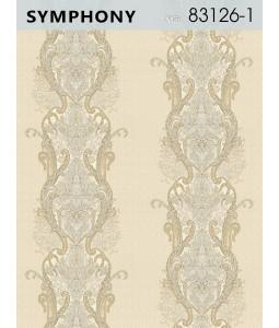 SYMPHONY wallpaper 83126-1