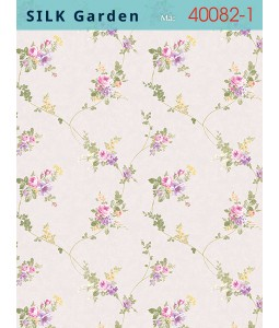 Wallpaper Silk Garden 40082-1