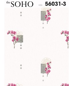 Soho wallpaper 56031-3