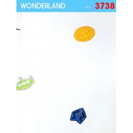 Giấy dán tường Wondereland 3738