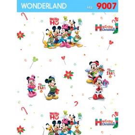 Giấy dán tường Wondereland 9007