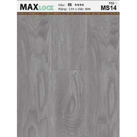 Sàn gỗ MaxLock MS14