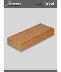 Exwood Railing R60x25-wood