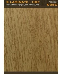 Upstairs Floorboards LG-K360