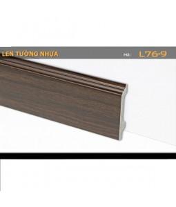 Len Tường nhựa L76-9