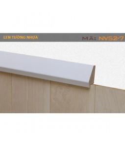 Plastic skirting NV52-7