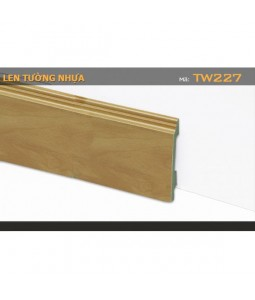 Plastic skirting TW227