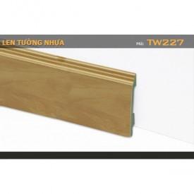 Len Tường nhựa TW227