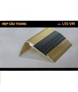 Nẹp nhôm cầu thang L55-VM