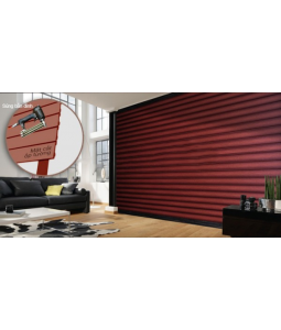 Awood wooden wall B8-4
