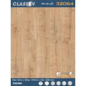 Classen Flooring 32064