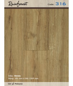 RainForest Flooring 316