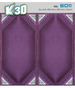 Tấm ốp tường 3D 6011