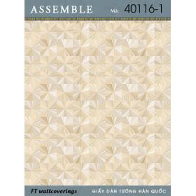 Giấy dán tường Assemble 40116-1