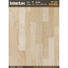 Sàn gỗ INTERLOC 1668IL