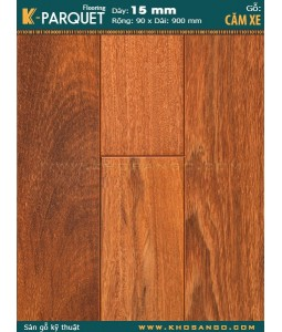 Merbau hardwood technical flooring