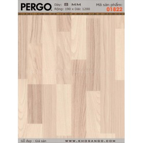 Sàn gỗ Pergo 01822