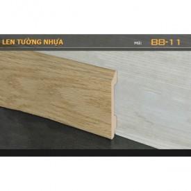 Plastic skirting B8-11-120