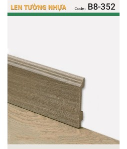 Len Tường nhựa B8-352