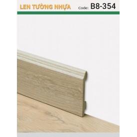 Plastic skirting B8-354