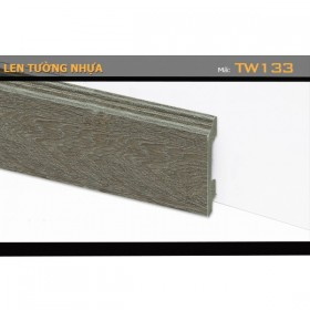 Plastic skirting TW133