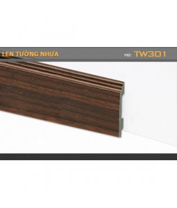 Plastic skirting TW301