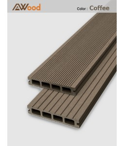 AWood Decking HD135x25 coffee