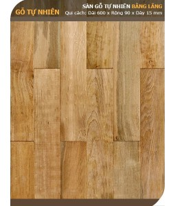 Lagerstroemia wood flooring 600mm