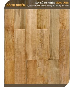 Lagerstroemia wood flooring 900mm