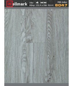 Wellmark click lock vinyl flooring 8047
