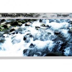 Tranh dán tường Đại Dương 3D DH-0089