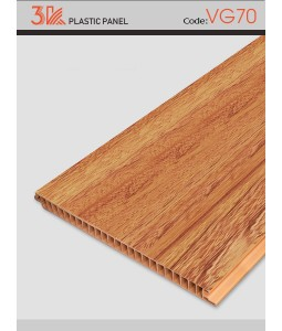 3K wood grain plastic flooring VG70