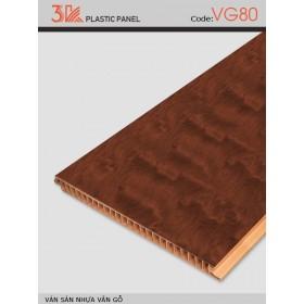 Ván sàn nhựa vân gỗ 3K VG80