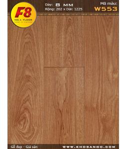 F8 Flooring -W553
