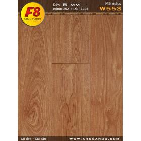 Sàn gỗ F8-W553