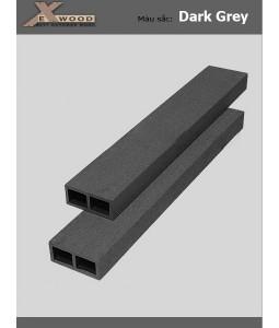 Exwood Railing R90x40-2-darkgrey