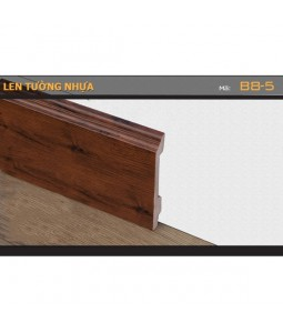 Len Tường nhựa B8-5