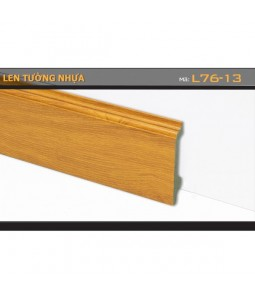 Len Tường nhựa L76-13