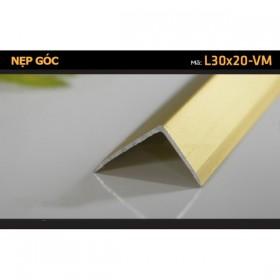 Nẹp Góc L30x20-VM