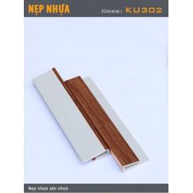 Nẹp nhựa KU302
