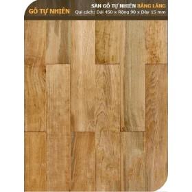Sàn gỗ Bằng lăng 450mm